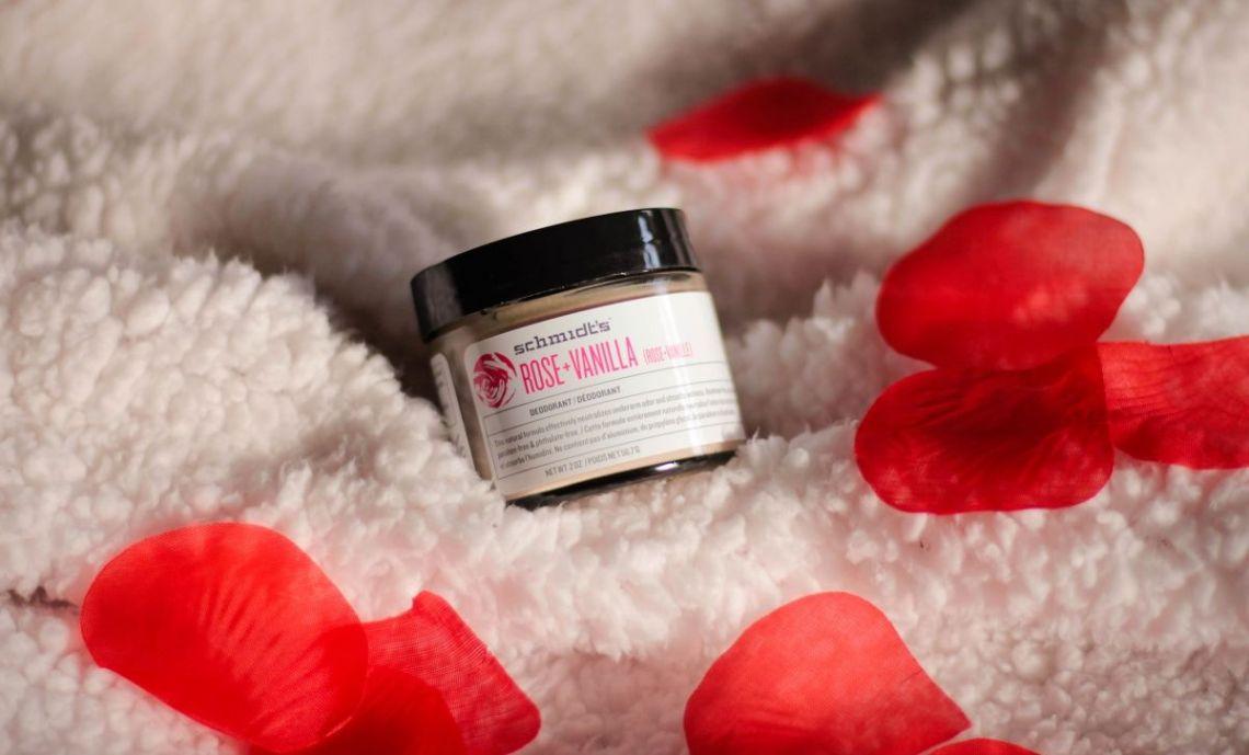 Deodorante Schmidt's Rose Vanilla