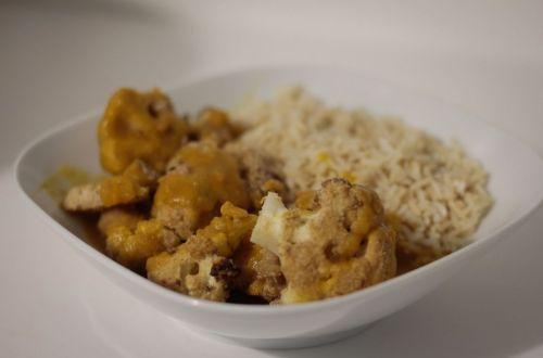 Katsu-curry-vegan