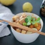 tofu-glassato