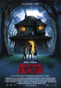 Monster House, di Gil Kenan, animazione, USA 2005, durata 91 min.