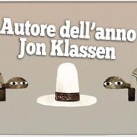 """I libri di Jon Klassen: """"Toh! Un cappello!"""", """"Filo magico"""", """"Il buio"""", """"Il nido"""""""