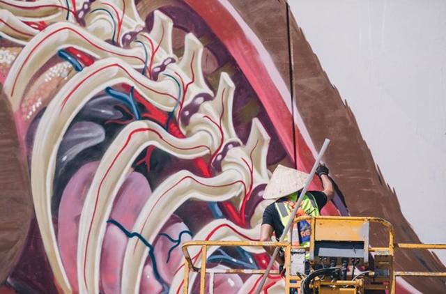 nychos street art melbourne