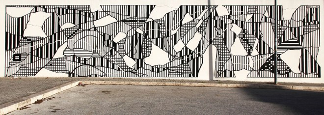 Sten & Lex Gibellina street art