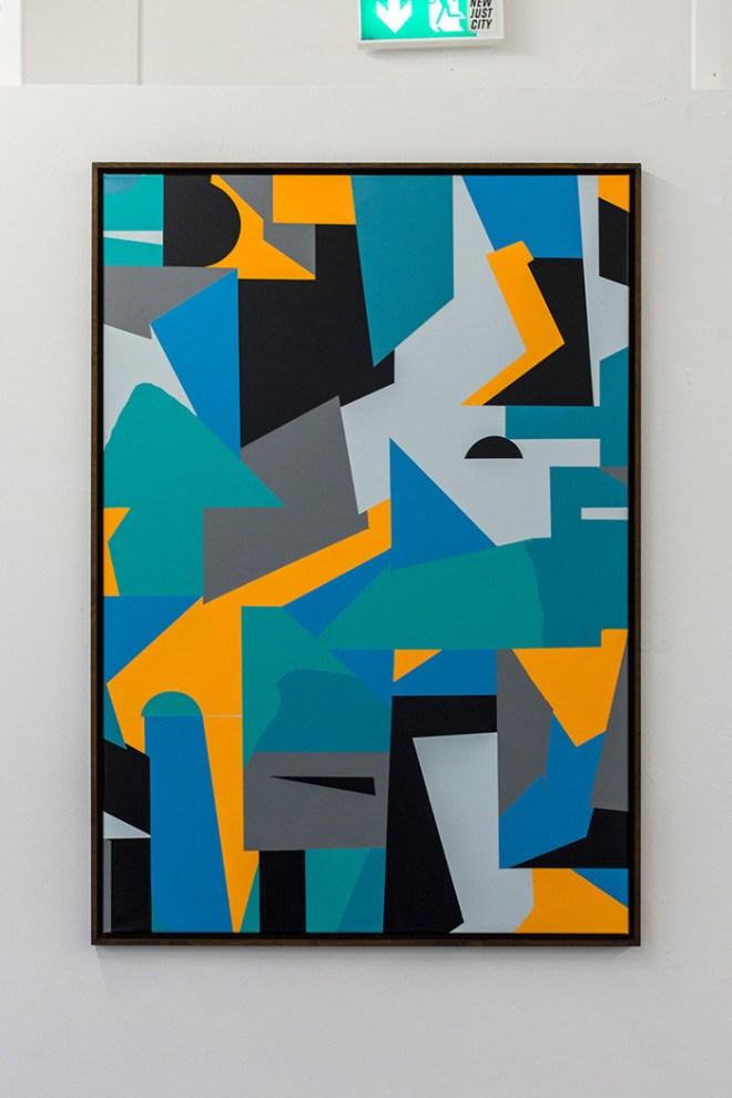 Current habits  Galerie Neurotitan, Berlin Julia Benz, Kera1, Johannes Mundinger, Quintessenz