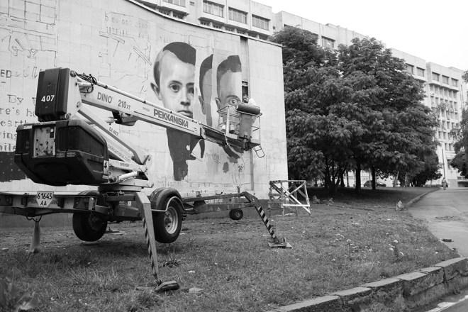 Morik Street Art Kiev Mural Social Club