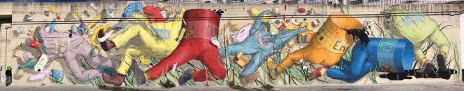 Alleg Street Art Campobasso Draw The Line Festival