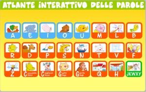 atlante interattivo delle parole