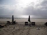 La spiaggia principale dell'isola
