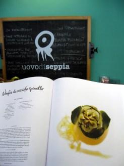 L'Uovo di Seppia, la gastronomia con gelateria di Pino Cuttaia