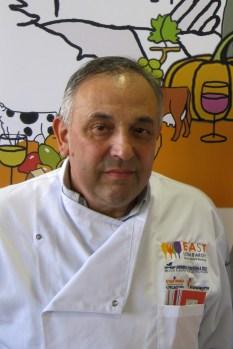 Franco Malinverno (Chef Caffè La Crepa - Isola Dovarese, CR) - ph. Il Gustofilo