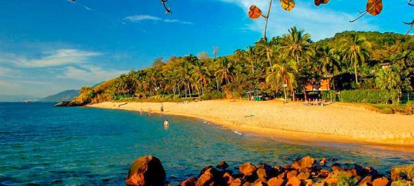 Praia da Feiticeira Ilhabela
