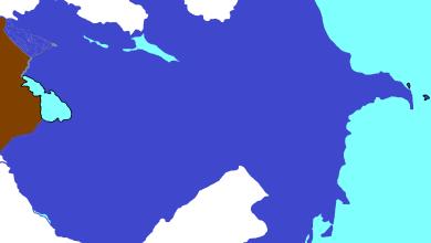 azerbaycan xeritesi