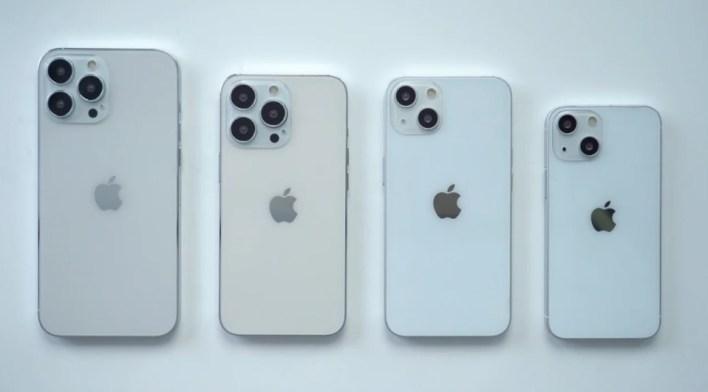 iphone 13 dizayni