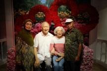 Lee Kuan Yew & wife