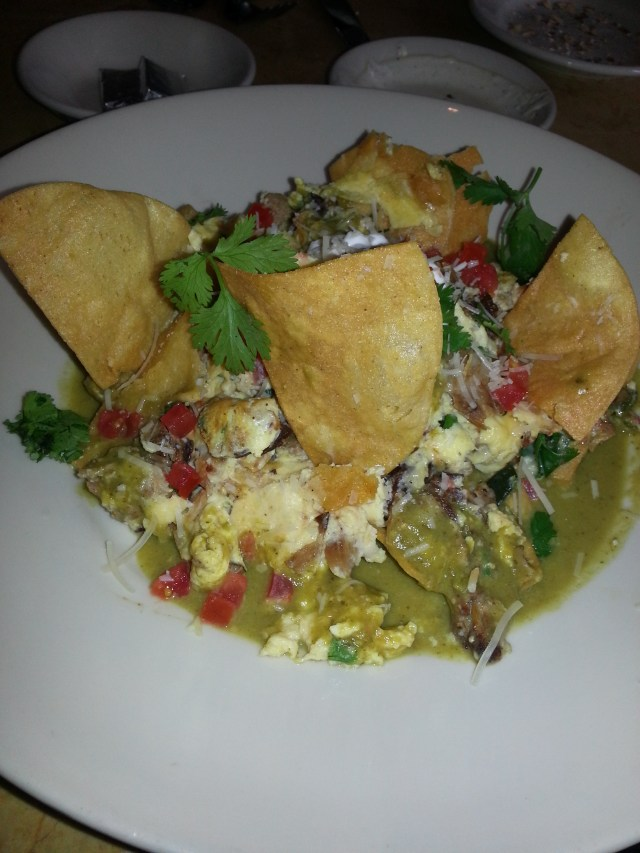 Chilaquiles: The New American Breakfast?