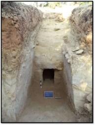 Μυκηναϊκος Θαλαμωτός τάφος της ΥΕΙΙΑ/ΙΙΒ περιόδου στη θέση «Λακαθέλλα» της Δάφνης Πηνείας