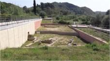 Ολυμπία: το ιερό της Δήμητρας Χαμύνης μετά την ολοκλήρωση του έργου προστασίας και ανάδειξής του