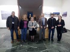 Επίσκεψη της Εισαγγελέως του Αρείου Πάγου κας Ξένης Δημητρίου στον Αρχαιολογικό Χώρο και το Μουσείο Ολυμπίας