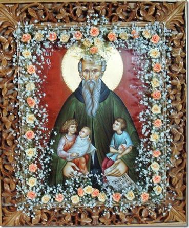 """Άγιος Στυλιανός:O άγιος της αγκαλιάς που χαρίζει και """"στεργιώνει"""" τα παιδιά"""
