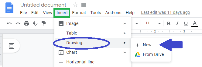 google docs text box,How to Insert Text Box in Google Docs