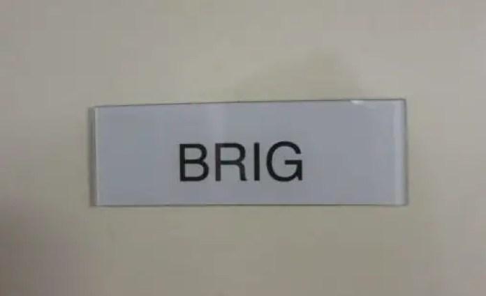 ship brig
