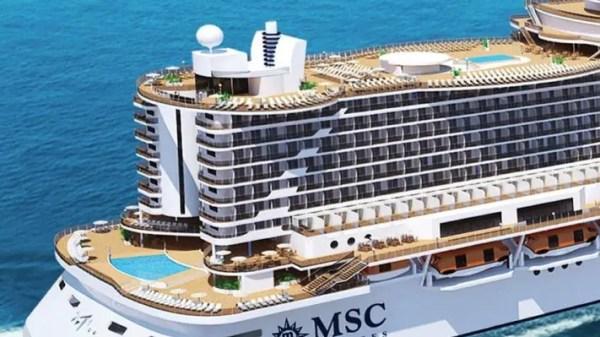 MSC Seashore