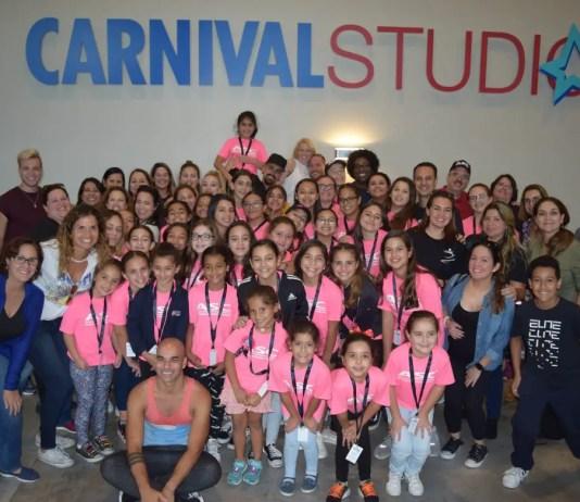 Carnival Cruise Line Entertainment