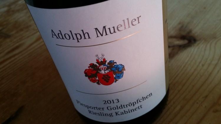 German White Wine Riesling