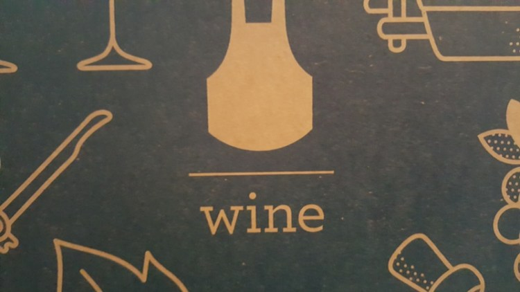 Blue Apron Delivery Of Wine