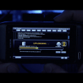 Data Transfer UI - Tron Legacy