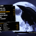 Main Menu - Batman Arkham Asylum