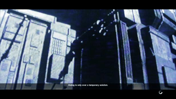 Loading UI - Alien Isolation