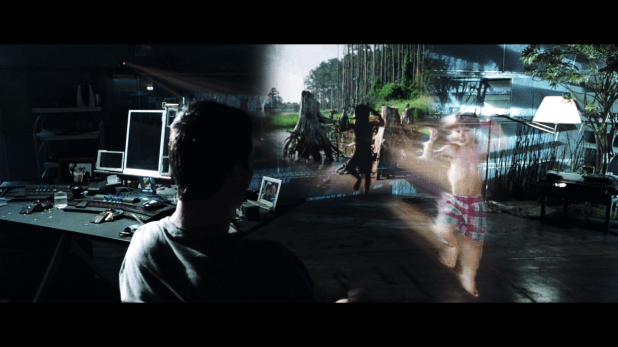 Hologram UI - Minority Report