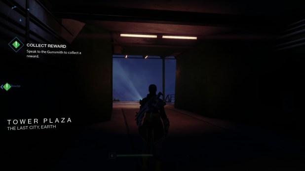 Location Entry UI - Destiny
