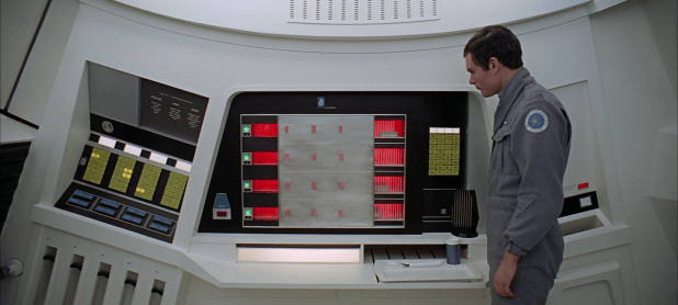 Status UI - 2001 A Space Odyssey