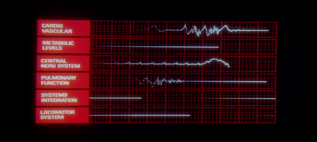 Warning UI - 2001 A Space Odyssey
