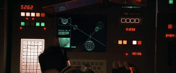 Map UI - The Fifth Element