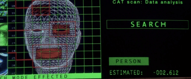 Database UI - The Fifth Element