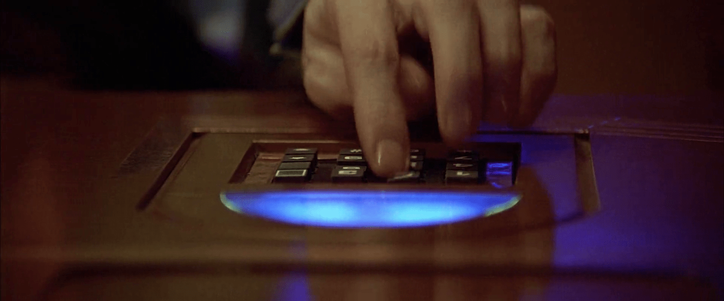 Control Panel UI - Fifth Element