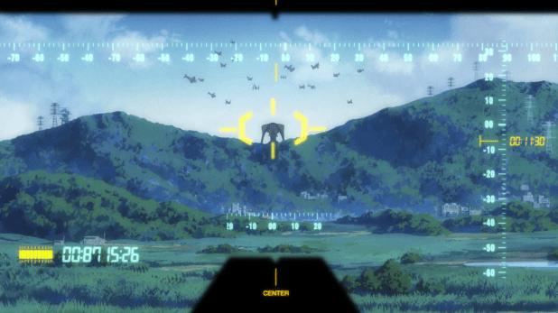 Scope UI - Evangelion