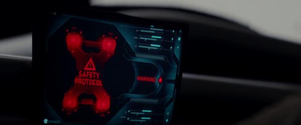 Warning UI - Total Recall (2012)