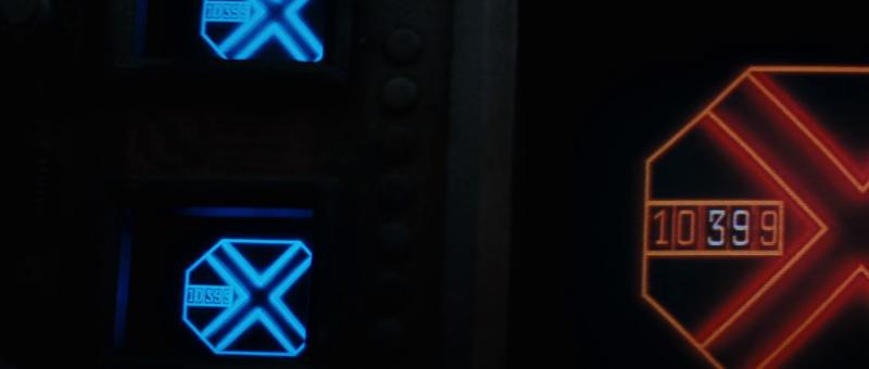 Countdown UI - Alien