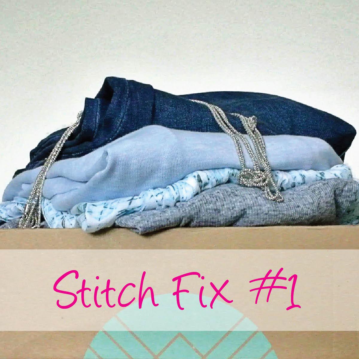 Stitch Fix #One – I Like Lace