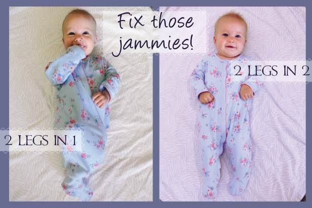 fix those jammies