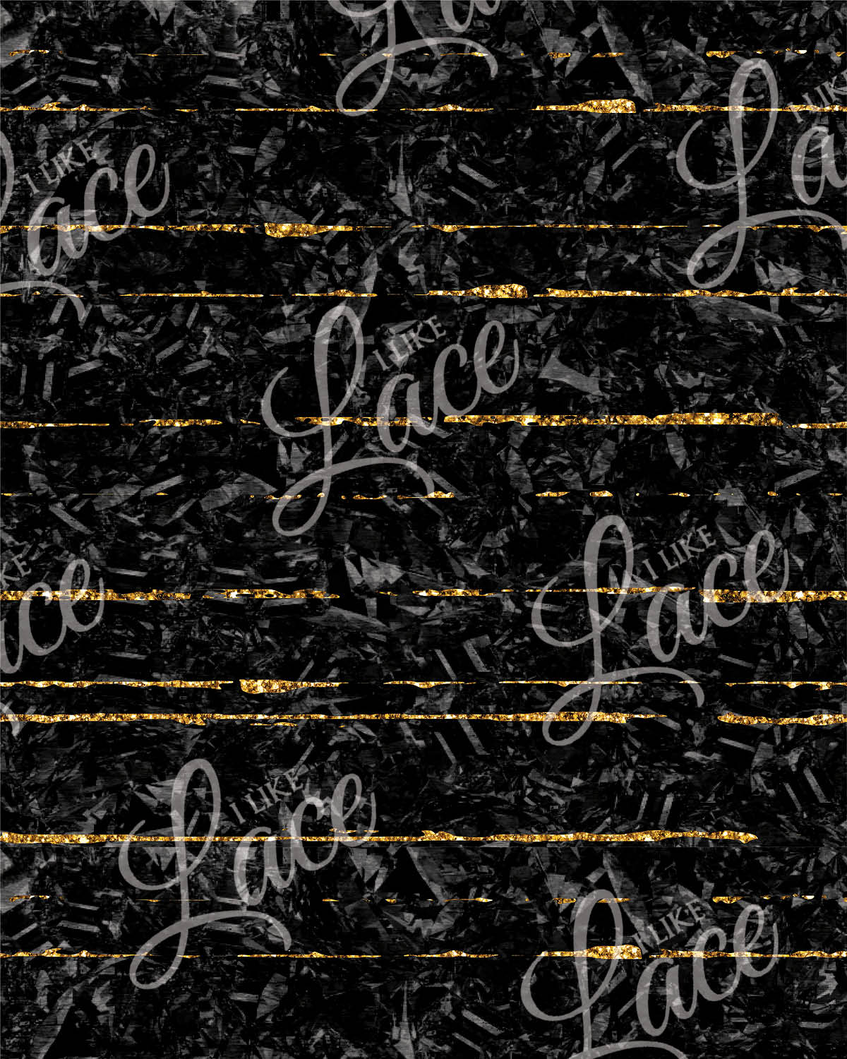 black and gold striped knit fabric for children's clothes