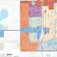 Parramore Community Clearly Divided by MLS Stadium in New City Map