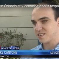 WFTV Investigates Orlando Commissioner's Spending