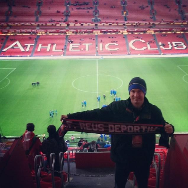 New San Mamer Stadium in Bilbao