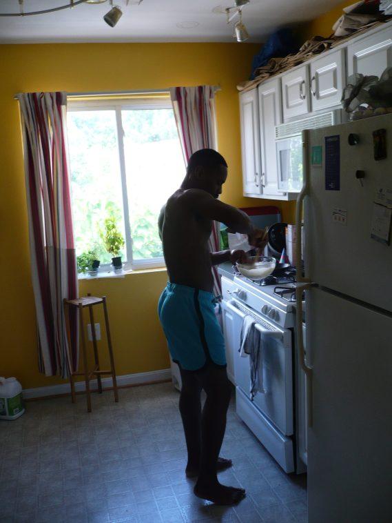 ron cocinando 1