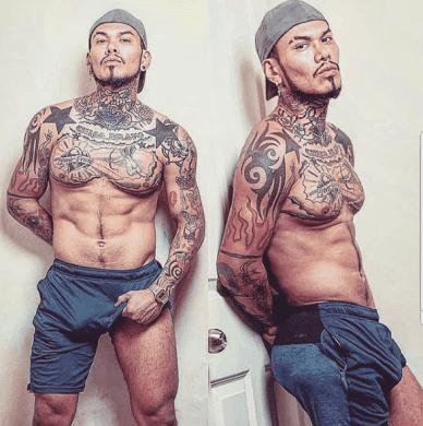 Pablo Bravo Porn God